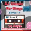 AJ CLASSIC RE-SINGS SERIES 1 , order: info@ajmusicproductions.com
