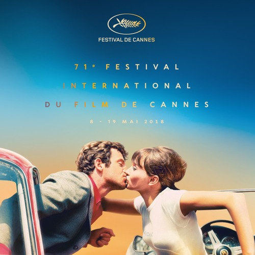 Episode 49 - From Cannes, and an interview with short film Palme d'Or winner Charles Williams