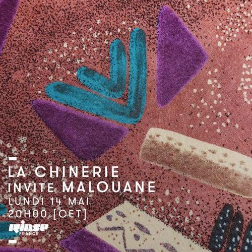 Rinse France Show #1805 - La Chinerie w/ Malouane