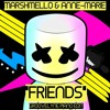 Marshmello Ft. Anne Marie - Friends (Groovelyne Bootleg)★ PREV ★