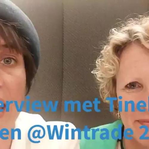 Interview Tineke Rensen Powerfull Business Academy Wintradeweek2018