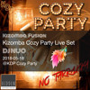 Kizomba Cozy Party Live Set @KDP Cozy Party 2018-05-18