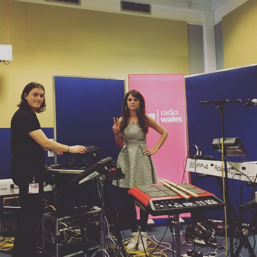 Chaouche - Session & Interview for Janice Long on BBC Radio Wales