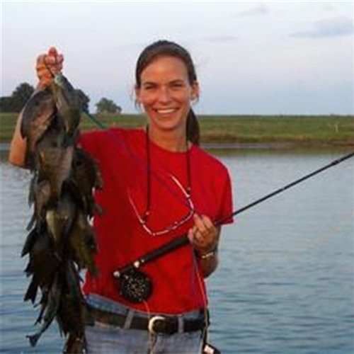 Dr. Shannon Brewer Discusses Unique Oklahoma Smallmouth on Bass Pro Shops Outdoor World Radio