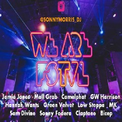 WE ARE FSTVL Warm up 2018