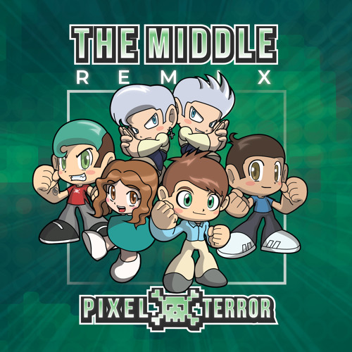 Zedd, Maren Morris, & Grey - THE MIDDLE (Pixel Terror Remix)
