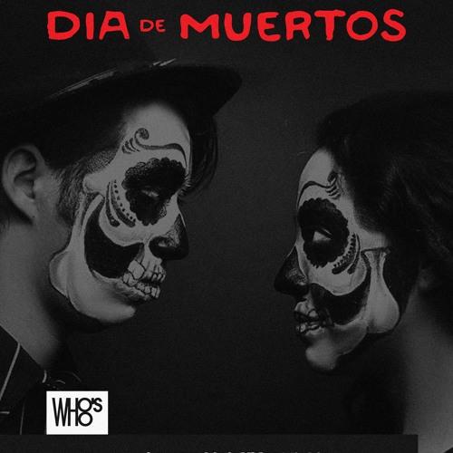 Zombies In Miami @ Who's Who Dia De Muertos Ensenada BC Mexico 11 11 2017