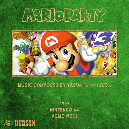 Engine Room // Mario Party (1999) by Video Game Music Compendium