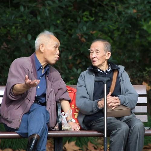 Ageing Asia