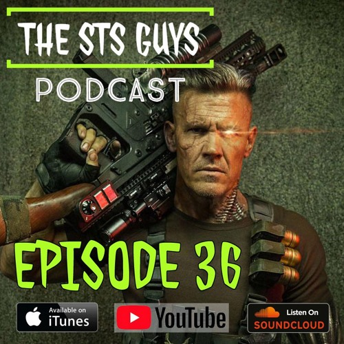 The STS Guys - Episode 36: We Broke the Internet