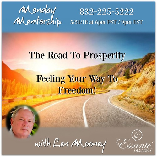 The Road To Prosperity - Feeling Your Way To Freedom