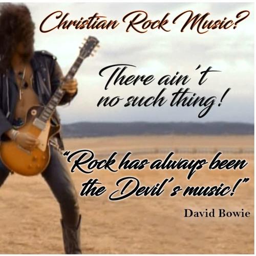 Rock, popová,  svetská hudba čo je za tým = satanska hudba