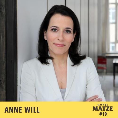 #19 Anne Will – Wie können sich Frauen besser verkaufen?