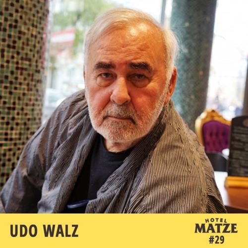 #29 Udo Walz – Wie führt man ein unkompliziertes Leben?