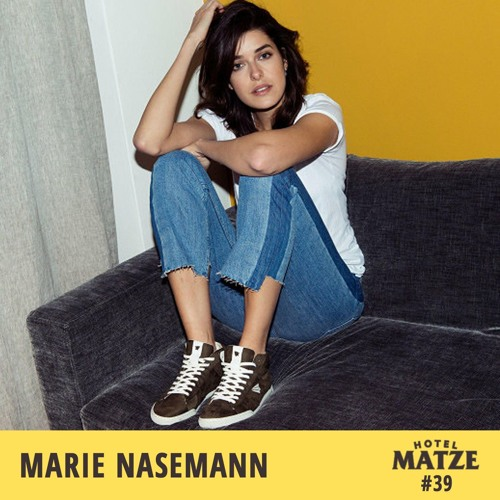 #39 Marie Nasemann – Was machst du, wenn du neidisch bist?