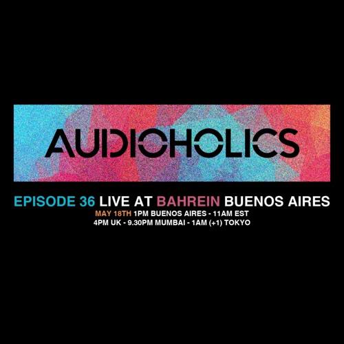 Mariano Mellino Pres  Audioholics Episode 36 Live At Bahrein Buenos
