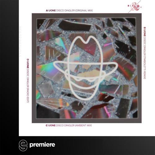 Premiere: Uone - Disco Dingler - Beat & Path