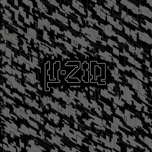 [AF015] µ-Ziq 'D FUNK EP' [2018]