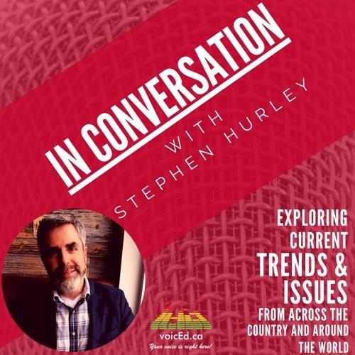 In Conversation With Stephen Hurley - Jamie Bricker