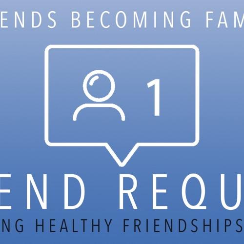 """4.29 Scott McCracken """"Friends Becoming Family"""""""