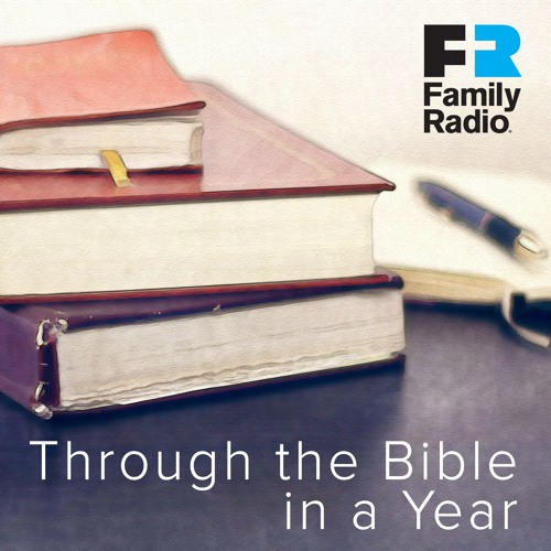Through The Bible In A Year - April-May-June