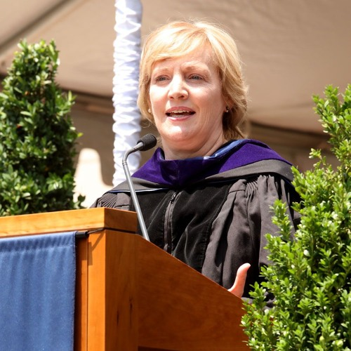 Commencement Address by Cynthia Hogan '84
