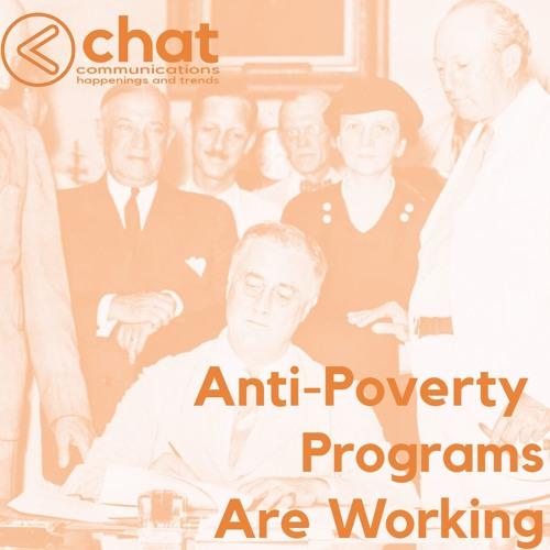 Anti-Poverty Programs Are Working