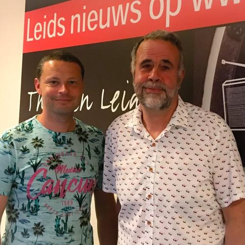 2018 - 05 - 22 Pieter van der Zanden over Leidse Toetertoer