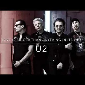 U2 - Love Is Bigger Than Anything In Its Way - Offer Nissim Remix Edit להורדה