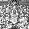 Victoria-Missa 'Dum complerentur'-Sanctus & Benedictus / The Advent Choir