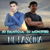 DJ MONSTER ✘ JD PANTOJA ✘  ME FASCINA Portada del disco