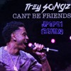 TREY SONGZ- CANT BE FRIENDS (JPOPD1 REMIX)