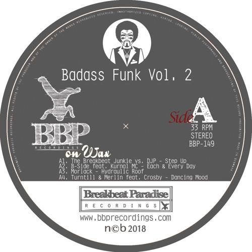 "BBP-149: VA - Badass Funk Vol. 2 (12"" Vinyl){Out May 25th)"