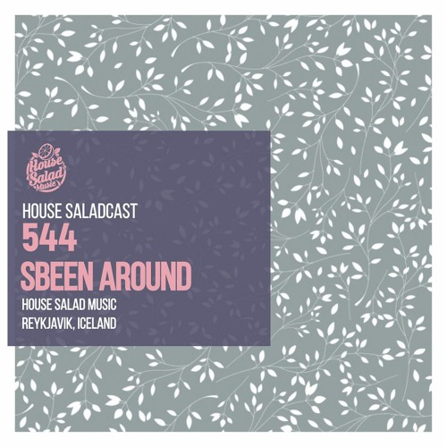 House Saladcast 544 | Sbeen Around by House Salad Music | Free