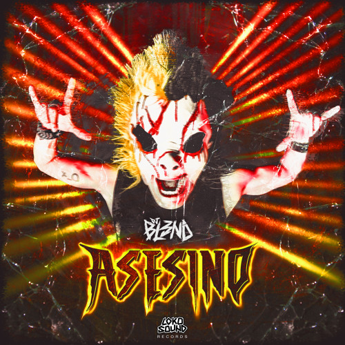 ASESINO (Original Mix) - DJ BL3ND