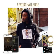 #IWONCHALLENGE #IWONCHALLENGE🔥🔥🔥🔥 via the Rapchat app (prod. by Trizzy)