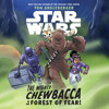 Star Wars The Mighty Chewbacca in the Forest of Fear by Tom Angleberger, read by Sean Kenin, Full Cast