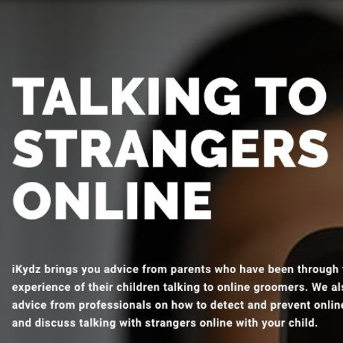Parent discusses how they discovered their child was being groomed online.
