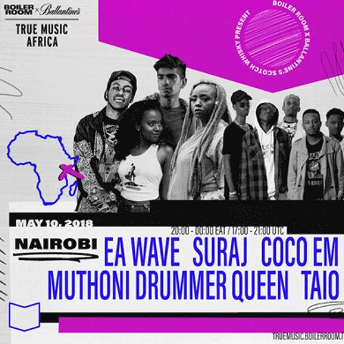SURAJ African House Mix | Boiler Room x Ballantine's True Music