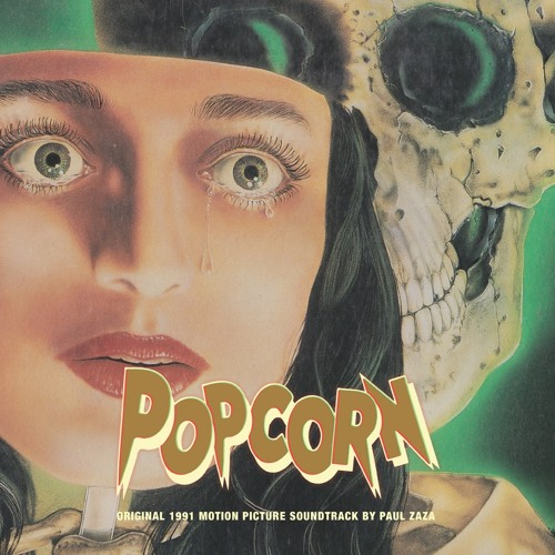 Popcorn (Original 1991 Soundtrack by Paul Zaza)