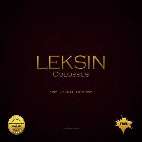 LekSin - Colossus (Original Mix) [Official Pre - Listen]
