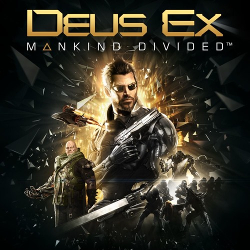 Deus Ex: Mankind Divided Commentary - The Palisade Bank & Deus Ex: Mankind Divided Breach