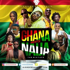 2018 GHANA / NAIJA AFROBEATS / HIPLIFE MIX - DJ SAUCE UKRAINE.