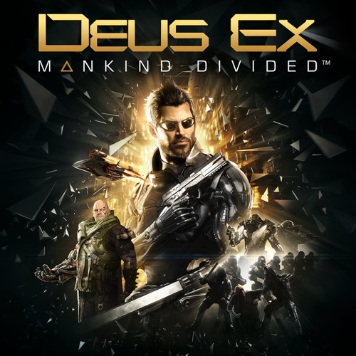Deus Ex: Mankind Divided Commentary - Designing a Digital Forest