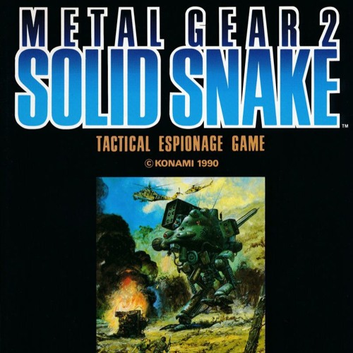 Rock Solid [Metal Gear 2 - Theme of Solid Snake]