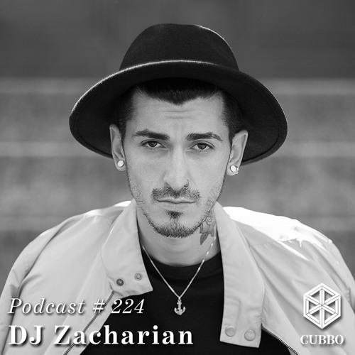 Cubbo Podcast #224: DJ Zacharian (FI)