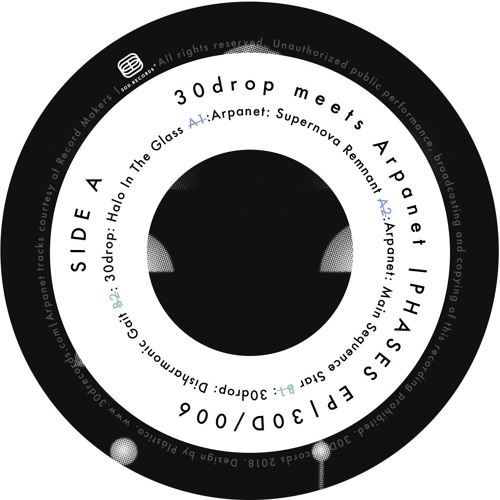 30D-006: 30drop meets Arpanet - Phases EP