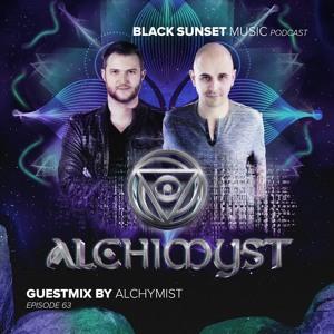 Alchimyst - Black Sunset Music Podcast 063 2018-05-23 Artwork