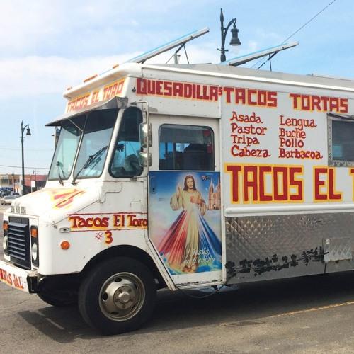 The Origins of Taco Trucks - Emiliano Estrada