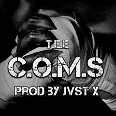 C.O.M.S (Prod by jvst x)